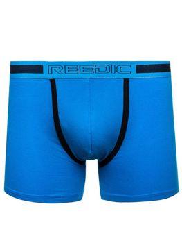 Bokserki męskie niebieskie Denley G506