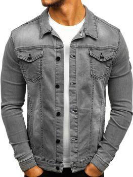 52dea19b8d Kurtki jeansowe męskie 2019 - Darmowa dostawa! l Denley.pl