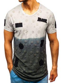 85b2d07bf94f30 T-shirty męskie - koszulki dla mężczyzn - Wiosna Lato 2019 l Denley.pl