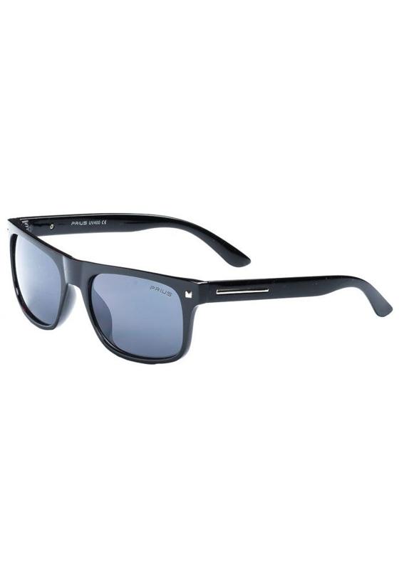 Okulary przeciwsłoneczne czarne Denley PRS208B