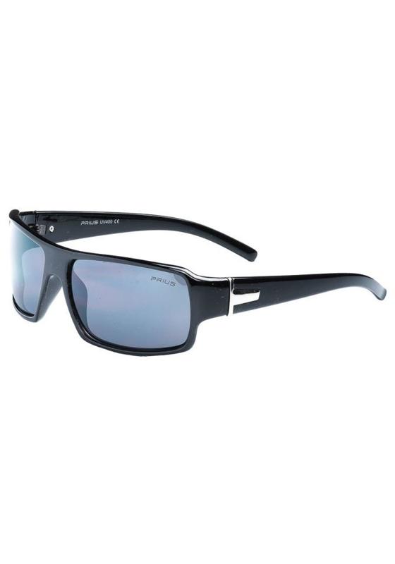 Okulary przeciwsłoneczne czarne Denley PRS225B