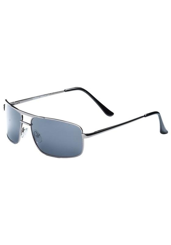 Okulary przeciwsłoneczne polaryzacyjne grafitowe Denley KRP3