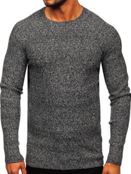 Sweter męski szary Denley H1810