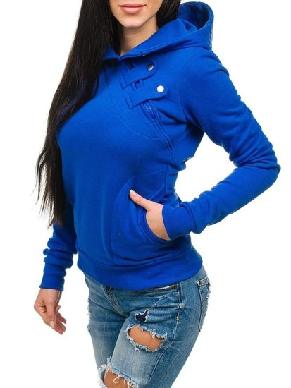 Bluza damska chabrowa Bolf 15S