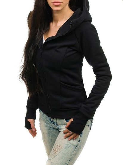 Bluza damska czarna Bolf 17S