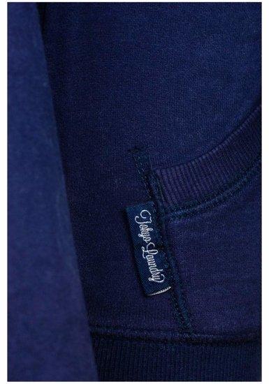 Bluza damska granatowa Denley 6995