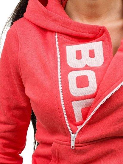 Bluza damska koralowa Bolf 45S