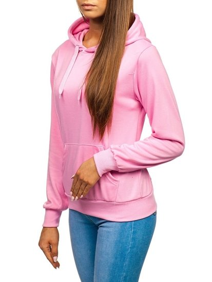 Bluza damska różowa Denley WB11001-A
