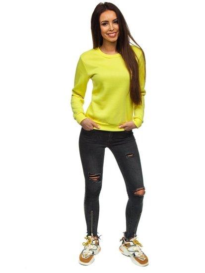 Bluza damska żółta Denley W01