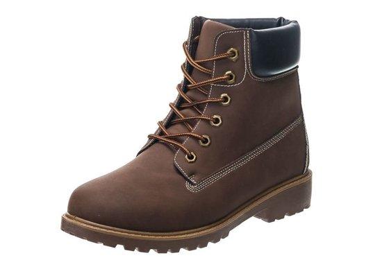 Buty męskie brązowe Denley 01A