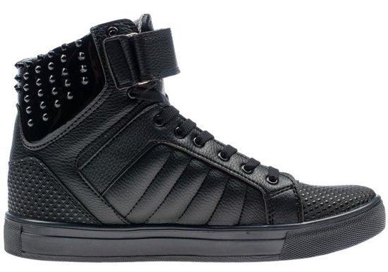 Buty męskie czarne Denley 3004