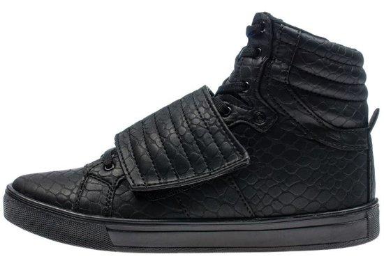 Buty męskie czarne Denley 3031