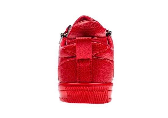 Buty męskie czerwone Denley 1506