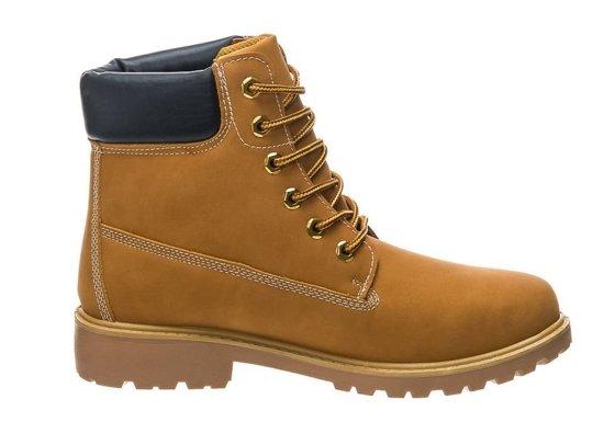 Buty męskie żółte Denley 01A