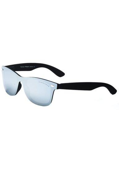 Okulary przeciwsłoneczne polaryzacyjne czarne Denley PLS234BA