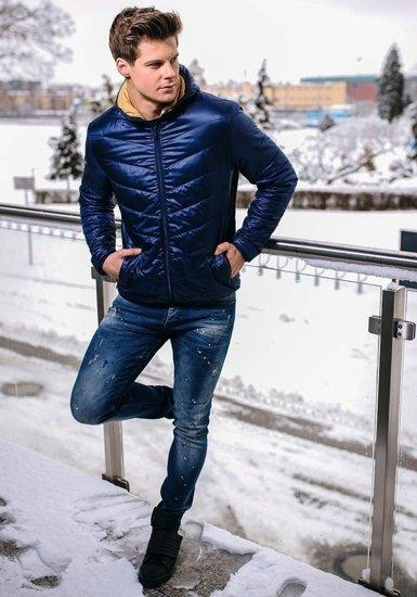 Stylizacja nr 145 - kurtka przejściowa, spodnie jeansowe, buty sneakersy