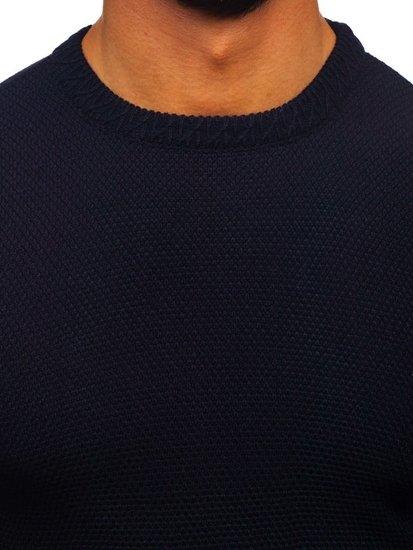 Sweter męski granatowy Denley 312
