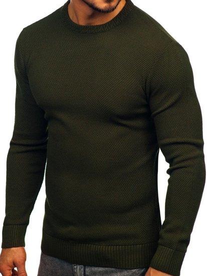 Sweter męski zielony Denley 312