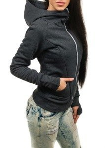 Bluza damska antracytowa Bolf 17S