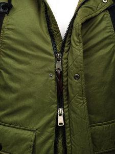 Torba męska na ramię listonoszka czarna Denley 661-1