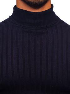 Sweter męski golf granatowy Denley 2002