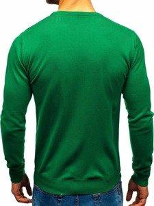 Sweter męski zielony Denley 2300